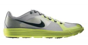 My racing flat of choice - Nike Lunaracer - does it get lighter than flywire